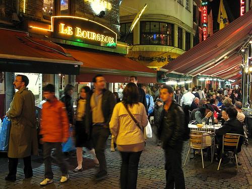 Rue Boucherie / Beenhouwersstraat