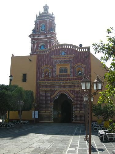 Photos video taken in santa maria malacatepec on flickr for Jardin 3 marias puebla