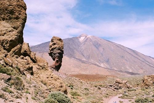 Mount Teide, Tenerife - Finger of God by Stocker Images