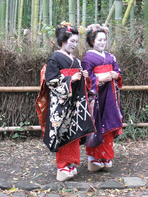 geisha photo shoot 1