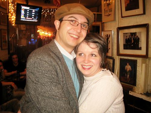 Gorskis Visit NYC 2009