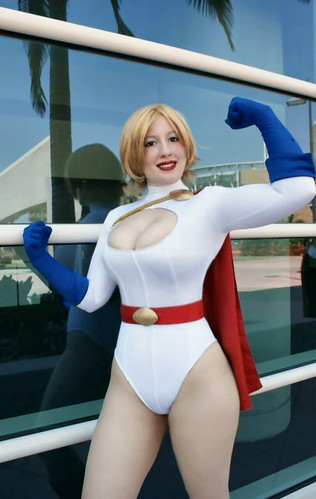 Power Girl - Flex