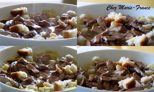 Soupe vitamin e foie de veau et petits l gumes une cuiller e pour papa - Cuisiner le foie de veau ...