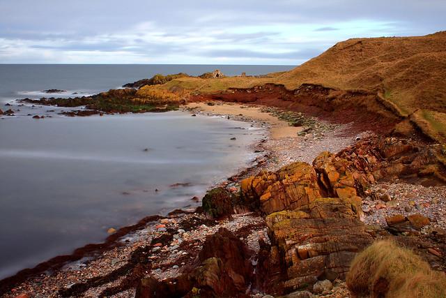 Sandend Bay