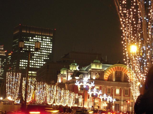 御堂筋イルミネーション - Midosuji Illumination // 2009.12.25 - 43