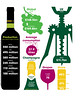 Wine by Ciaran Hughes Infographics