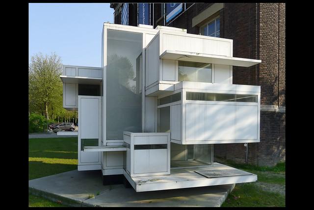 Flickriver photoset 39 architectural models 39 by klaas5 - Maison d artiste a visiter ...