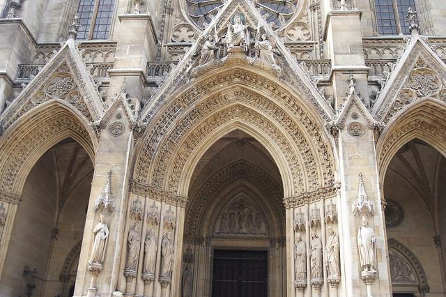 サント=クロティルド教会、パリ
