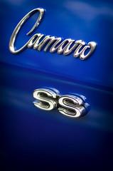 Chevy Camero ss 327 - 1968