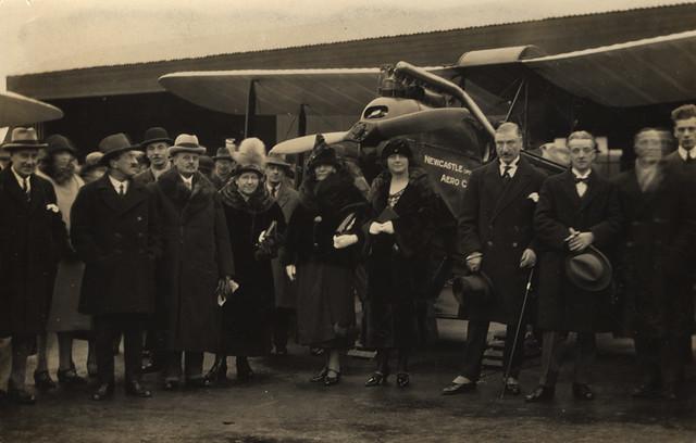 Cramlington Aerodrome