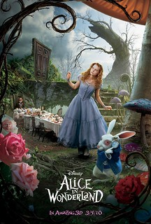 The Second Piece of Mad Hatter's Treat: ALICE IN WONDERLAND