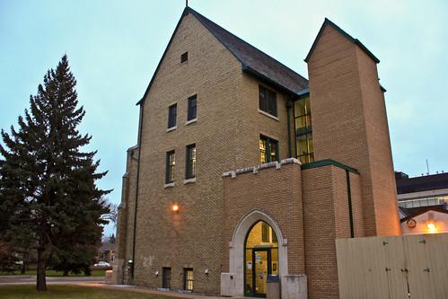 Brandon University - Knowles-Douglas building