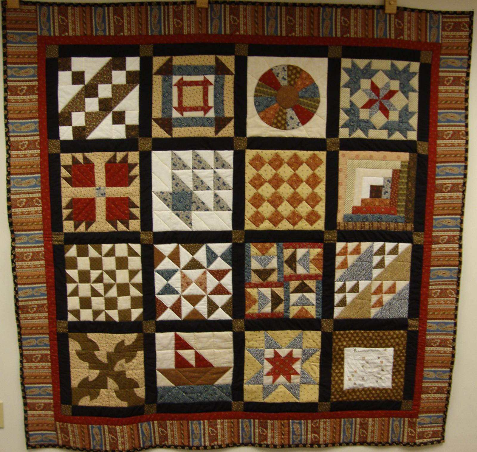 Quilt Patterns Used During The Underground Railroad : Math - coachedproject8