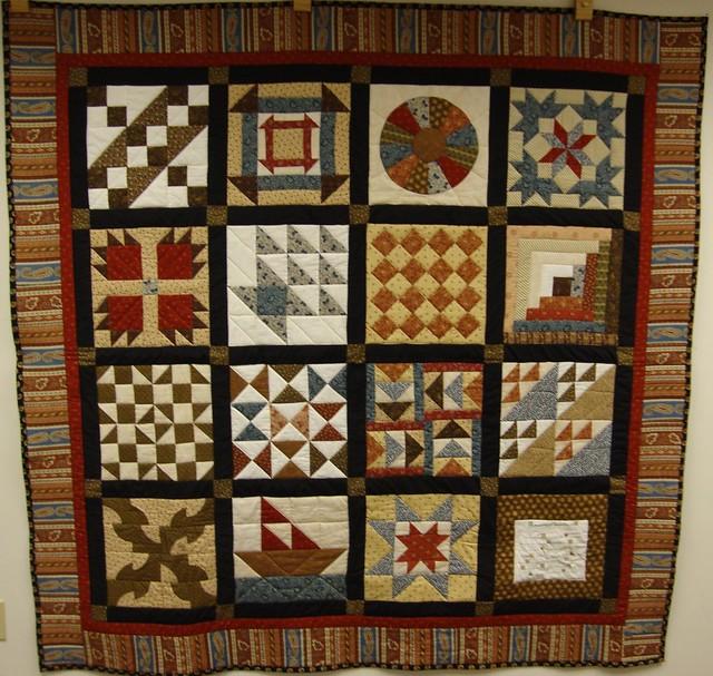 Kathy Briggs Underground Railroad Quilt Flickr Photo
