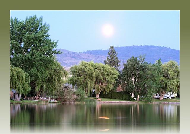 Tuc El Nuit Lake Oliver Bc Flickr Photo Sharing