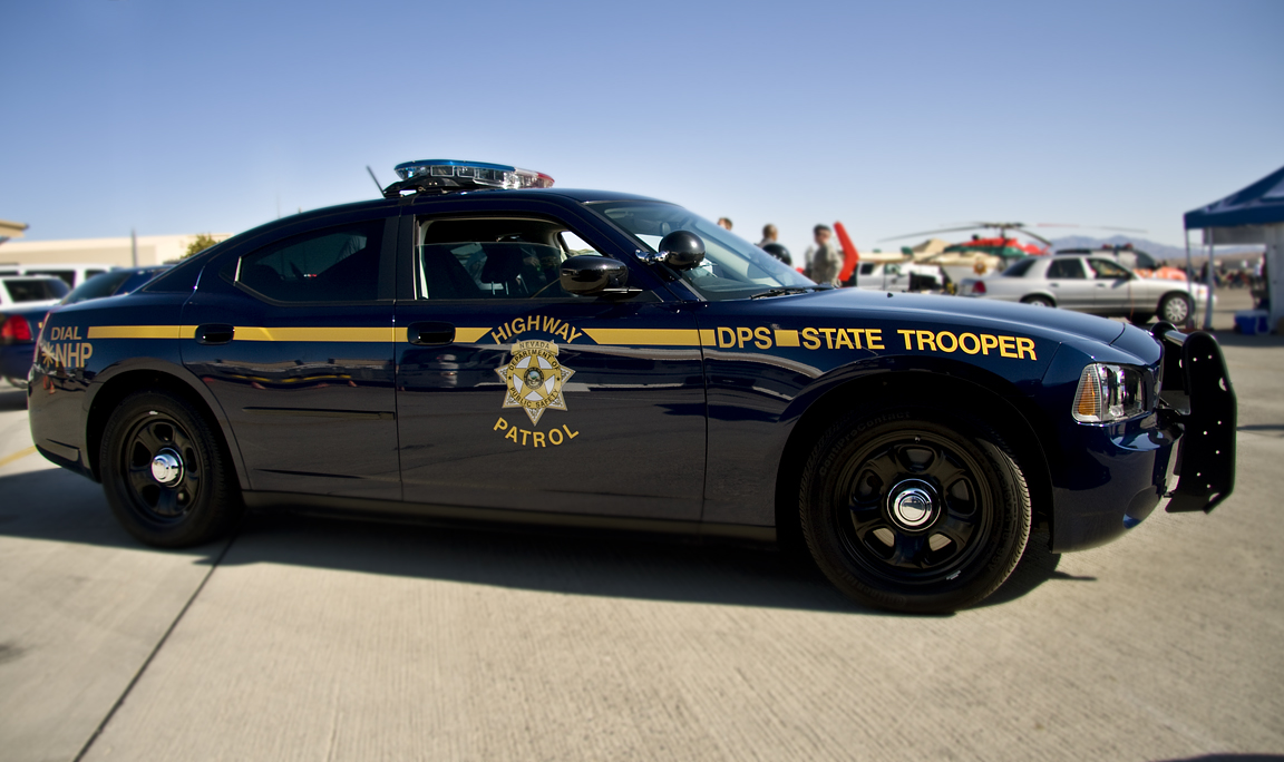 Nevada Highway Patrol A Photo On Flickriver