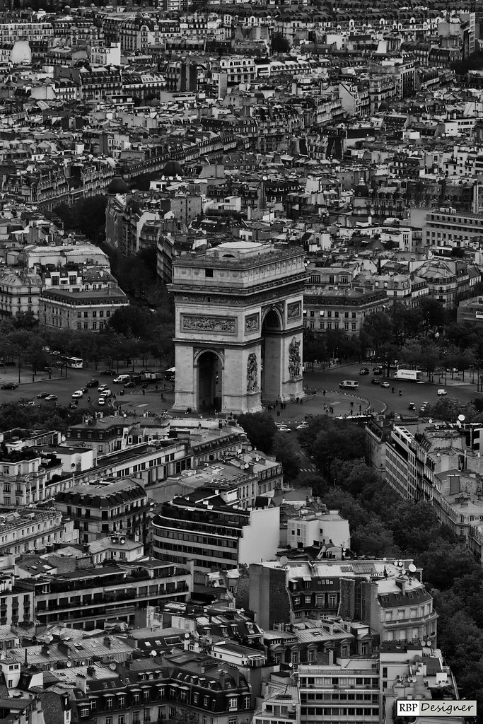 Arco do Triunfo - Arc de Triomphe