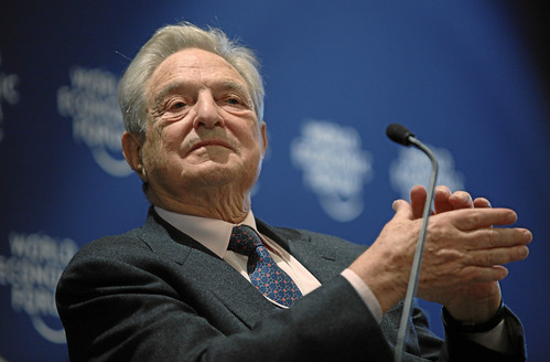 George Soros - World Economic Forum Annual Meeting Davos 2010