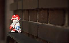 Scootertuning Vinyl Toy - Mini-Trooper #3 [1920x1200 Pixel Wallpaper]