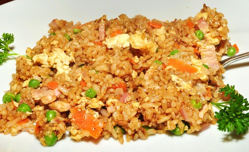 mmm...fried rice