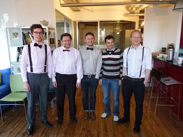 Caf 233 Direct Men In Tea Party Attire Flickr Photo Sharing