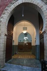 Mesquita em Rabat