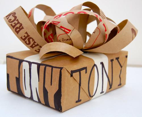 Present for Tony