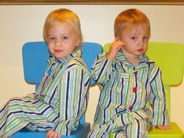 Pajama boys