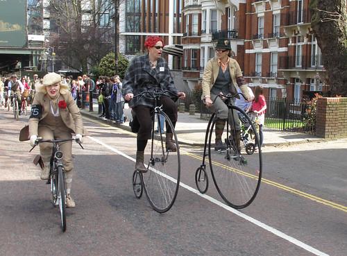 Tweed Ride London Apr 10  (70)