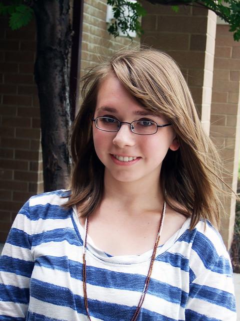 Autumn Greenwood, Teen Video Challenge Winner 2011