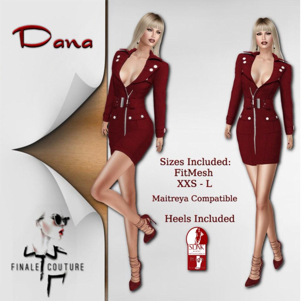 Finale Couture Dana Poster - SecondLifeHub.com
