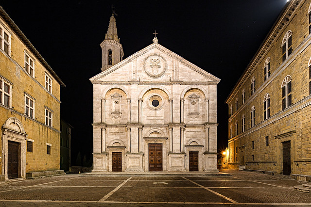 Pienza - Piazza Pio II
