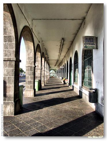 Ponta_Delgada_arcada02 by VRfoto