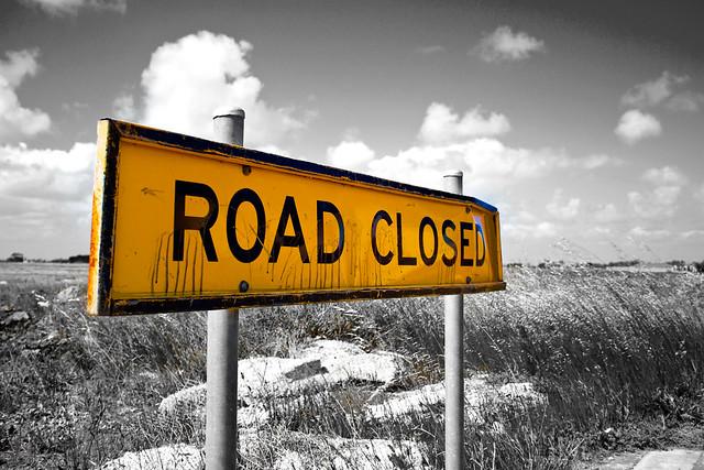 Ummm what road?