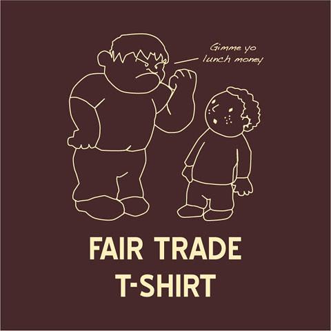 Fair Trade T Shirt Flickr Photo Sharing