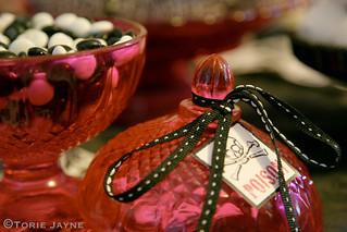Halloween table - Candy Jar