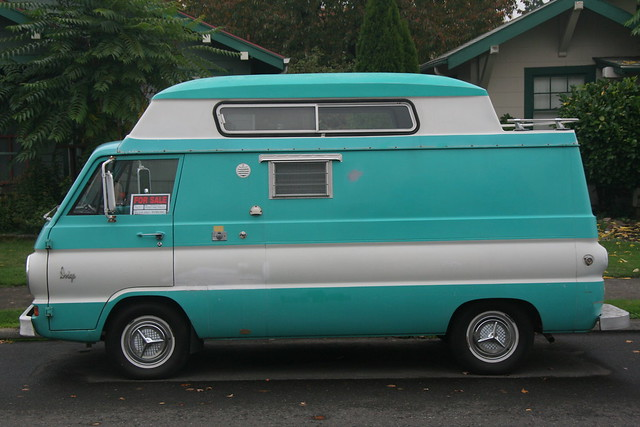 FOR SALE 1967 Dodge A100