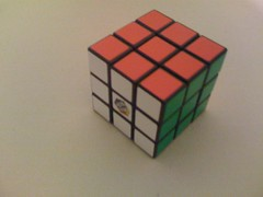 puzzle, rubik's cube, mechanical puzzle, toy,