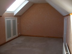 floor, daylighting, attic, room, property, ceiling, interior design, plaster, home,