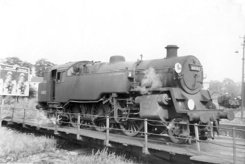 Basingstoke MPD 27.8.66