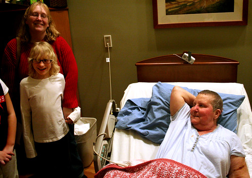 Hospice Caroling 1