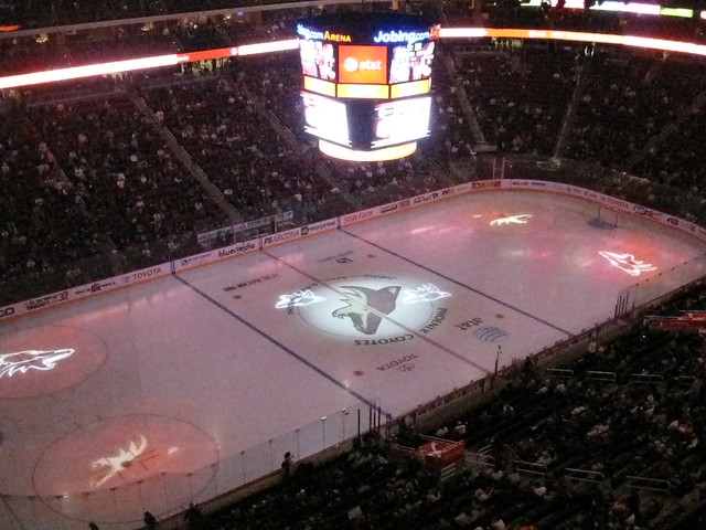 phoenix coyotes arena v - photo #25