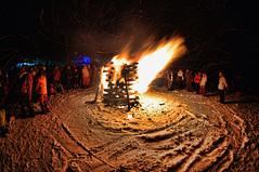Niseko Bonfire