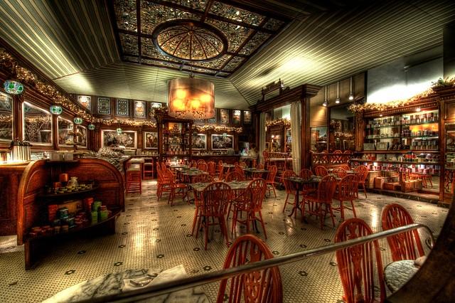 Savannah Gryphon Tea Room