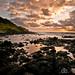Kauai Rocky Sunrise by Dennis Barnes