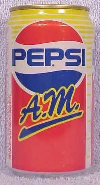Pepsi A.M. Discontinued