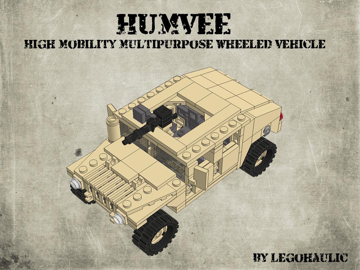 Instruțiuni de Humvee
