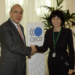 Visit from Doris Leuthard, President of the Swiss Confederation