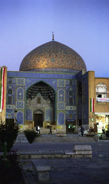 Archives: Isfahan_sunset1b