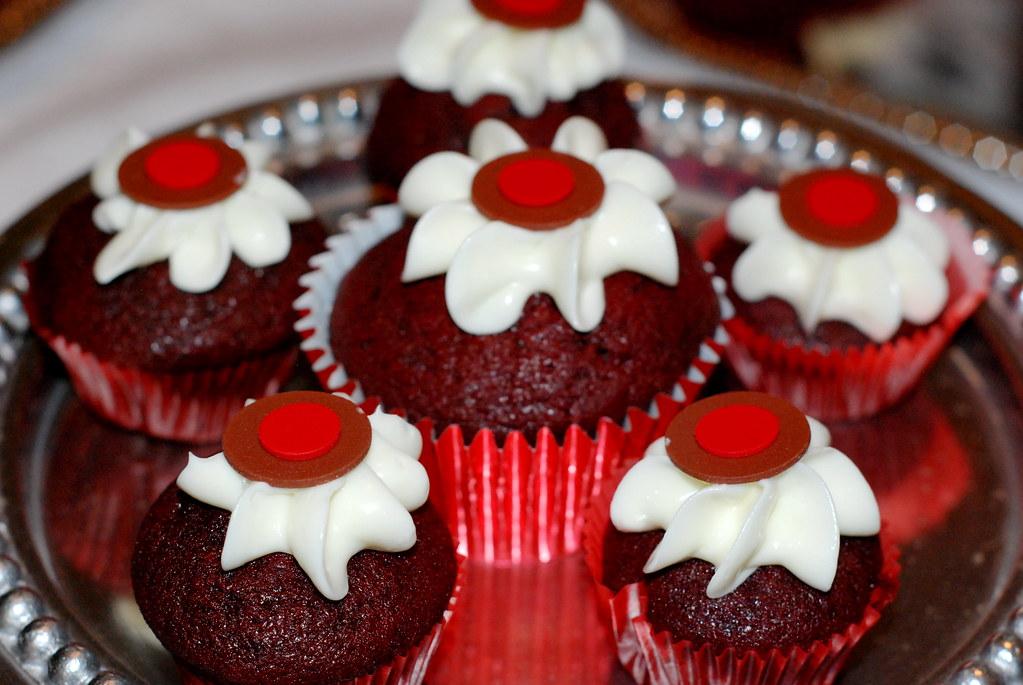Making Sprinkles Red Velvet Cupcakes At Home | Flickr - Photo Sharing!